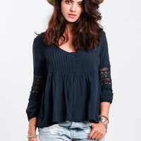 Momentous Top By Black Swan