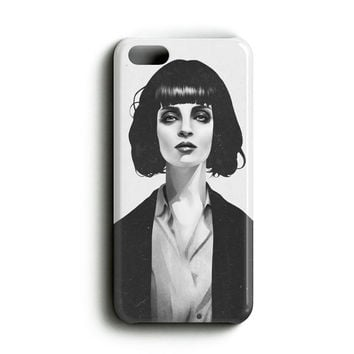 "Apple Iphone 5c 4.0"" Case - The Best 3d Full Wrap Iphone Case - Mrs Mia Wallace"