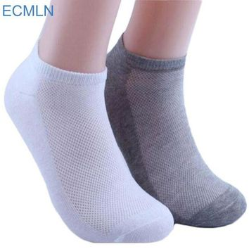 ac DCCKO2Q 5Pairs Womens Socks Ankle Socks Summer Thin Boat Socks Female Solid Casual 3d Ladies Art Hot Sox Chaussettes