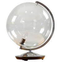 High-end Scandinavian Illuminated Worldglobe By Anvâdos