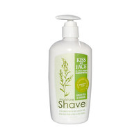 Kiss My Face Moisture Shave Green Tea and Bamboo - 11 fl oz