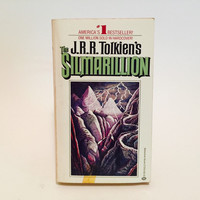 The Silmarillion by J. R. R. Tolkien 1979 Paperback