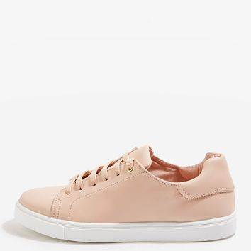 CLUSTER Lace Up Trainers - Shoes
