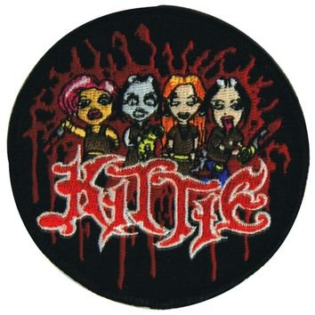 Kittie - Cartoon Patch