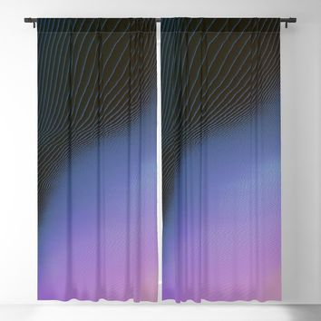 Ever So Slightly Blackout Curtain by duckyb