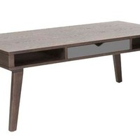 York Coffee Table WALNUT