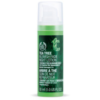 Tea Tree Blemish Fade Night Lotion | The Body Shop ®