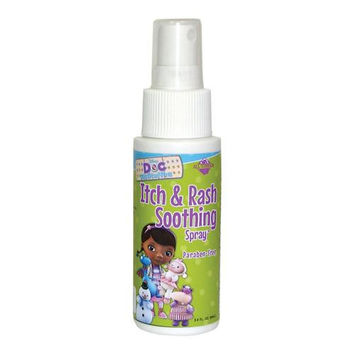All Terrain Itch And Rash Soothing Spray - Disney Doc Mcstuffins - 2 Oz