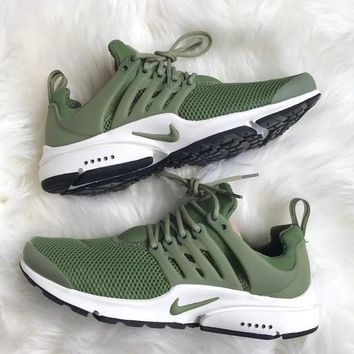 NIKE PRESTO Women Fashion Running Sport Casual Shoes