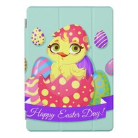 Happy Easter Day iPad Pro Cover