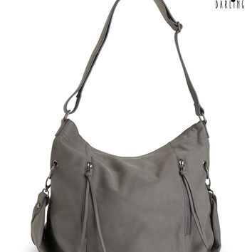 Tokyo Darling Genuine Leather Hobo Bag
