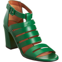 Givenchy Cutout Block Heel Sandal at Barneys New York at Barneys.com