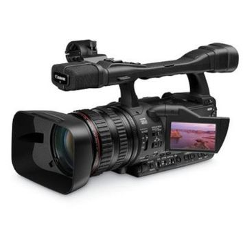 Canon XH-A1S 3CCD HDV High Definition Professional Camcorder with 20x HD Video Zoom Lens III