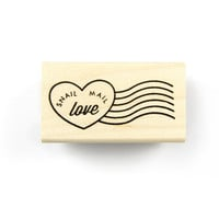 Snail Mail Love Stamp