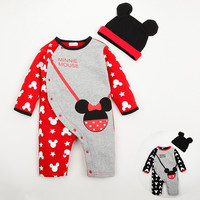 Kids Boys Girls Baby Clothing Toddler Bodysuits Products For Children = 4451340676