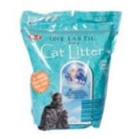One Earth Clumping Cat Litter (4x7Lb)