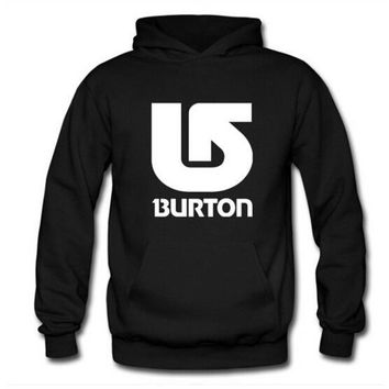 2017 Hot Sales Spring & Autumn Sports Sweater BURTON Skateboard hip hop Casual Long Sleeve Hoodies Sweatshirts