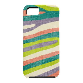 Nick Nelson Fruit Stripes Cell Phone Case