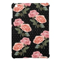 Roses 4 ever iPad mini cases