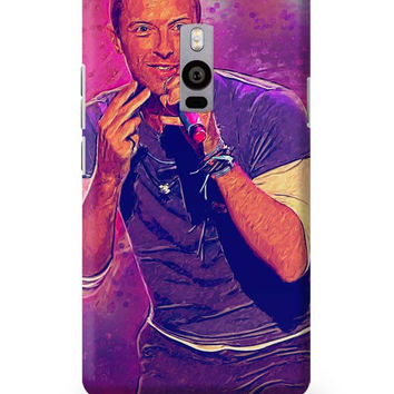 Chris Martin Coldplay OnePlus Two Case Cover