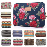 "Hot Fashion Laptop Bag Sleeve Case 11,12,13,14,15 inch Computer Bag, Notebook ,For ipad Tablet 9.7"",For MacBook, Free Drop Ship"