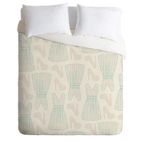 Allyson Johnson Fashionable Duvet Cover