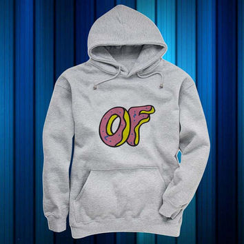 odd future Hoodies Hoodie Sweatshirt Sweater gray and beauty variant color for Unisex size