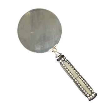 Studded Bone Magnifier