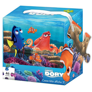 Finding Dory 3-Foot 46-Piece Puzzle