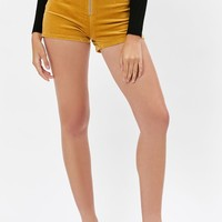 PacSun Zip Corduroy Shorts at PacSun.com