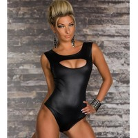 Hot Deal On Sale Sexy Cute Hollow Out One-piece Club Exotic Lingerie [6595686275]