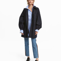 H&M Short Wool Coat $99