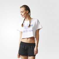 adidas Ocean Elements Tee - White | adidas US