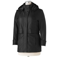Excelled Nappa Leather Parka - Women's