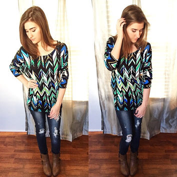 Arrow To Your Heart Top