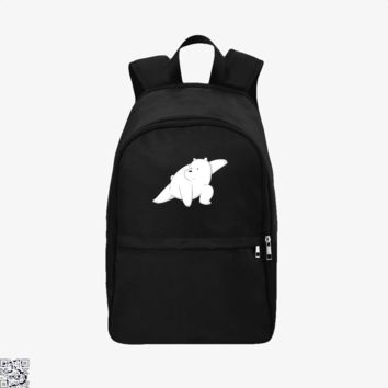Ice Bear Fight, We Bare Bears Backpack