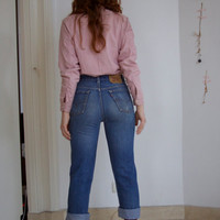 90's High Waisted Bootcut Levi's