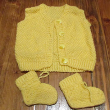 ade2defc6f4d Shop Hand Knitted Vests on Wanelo