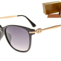 Gucci sunglass AA Classic Aviator Sunglasses, Polarized, 100% UV protection [2974244880]