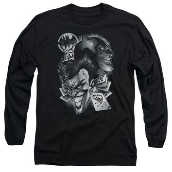 Batman - Archenemies Long Sleeve Adult 18/1