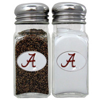 Alabama Crimson Tide Salt & Pepper Shaker