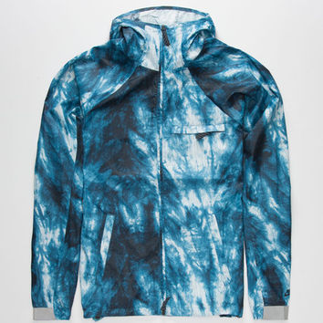 Nike Sb Steele Woodwash Jacket Blue  In Sizes