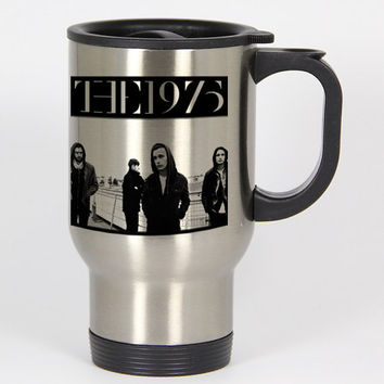 The 1975 band travel mugs,coffee mug,tea mug,14oz