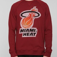 Junk Food Miami Heat Pullover Sweatshirt - Urban Outfitters