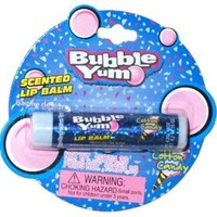 Bubble Yum, Cotton Candy Scented Lip Balm