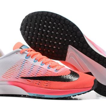 """Nike Air Zoom Elite 9"" Women Sport Casual Fashion Multicolor Running Shoes Sneakers"