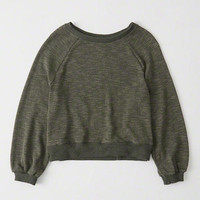 Womens Puff Sleeve Tee | Womens New Arrivals | Abercrombie.com