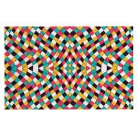 "Danny Ivan ""Retro Grade"" Decorative Door Mat"