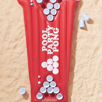 Red Cup Pool Party Pong Float