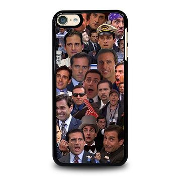 MICHAEL SCOTT COLLAGE iPod Case